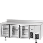 Refrigerated under counters BMF PC