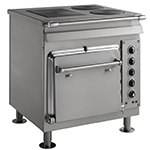 Electric cooking ranges CP