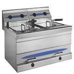 Tabletop deep fat fryers FE