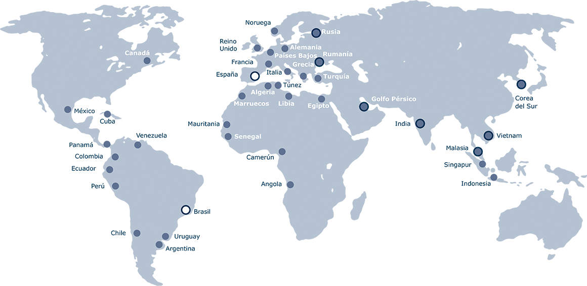 Mapa Web Cocinas Buraglia 2019